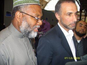 Imam Johari and Tariq Ramadan