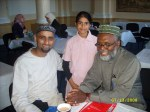 Zain, Halima and Imam J